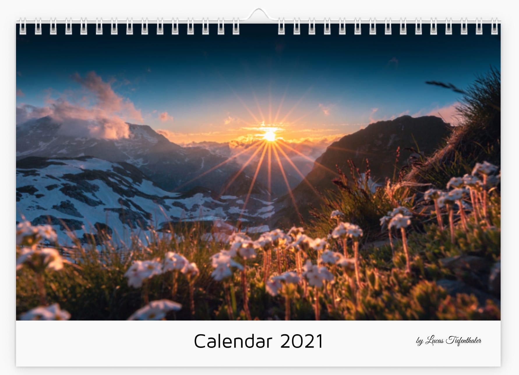 Calendar 2021 - Calendar 2021