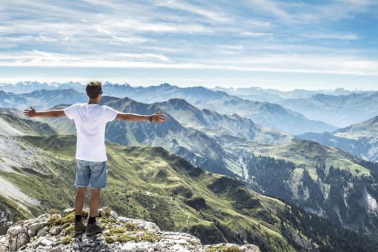 Freiheit in den Bergen 530x353 - Startseite
