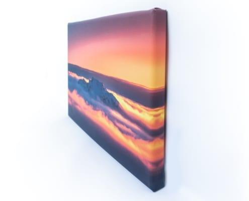 Leinwand seitlich 495x400 - Canvas On Strecher Frame
